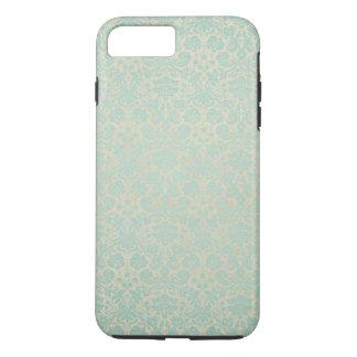 Blue Damasks iPhone 7 Plus Case