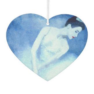 Blue Dancer Air Freshener