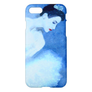 Blue Dancer iPhone 7 Case
