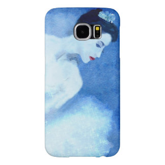 Blue Dancer Samsung Galaxy S6 Case