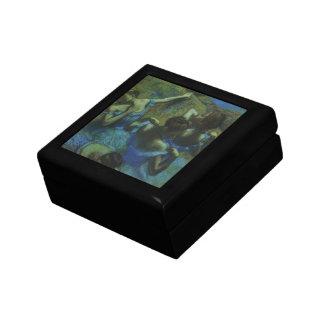 Blue Dancers by Edgar Degas, Vintage Impressionism Gift Box