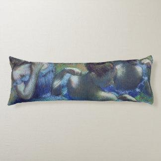 Blue Dancers, c.1899 Body Pillow