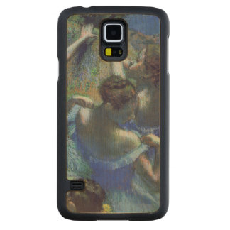 Blue Dancers, c.1899 Carved® Maple Galaxy S5 Slim Case