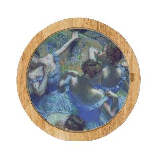 Blue Dancers, c.1899 Cheese Board