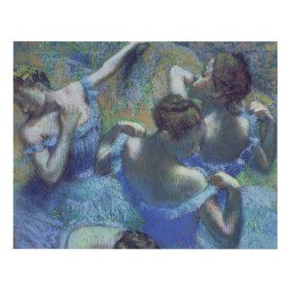 Blue Dancers, c.1899 Panel Wall Art