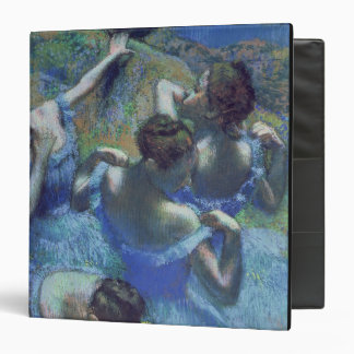 Blue Dancers, c.1899 (pastel) Vinyl Binder