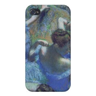 Blue Dancers, c.1899 (pastel) iPhone 4 Case