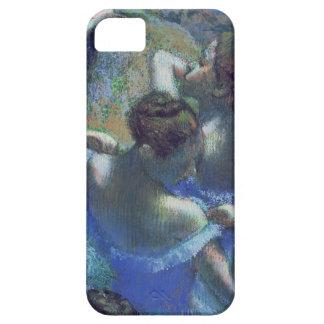 Blue Dancers, c.1899 (pastel) iPhone SE/5/5s Case