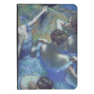 Blue Dancers, c.1899 (pastel) Kindle Touch Cover