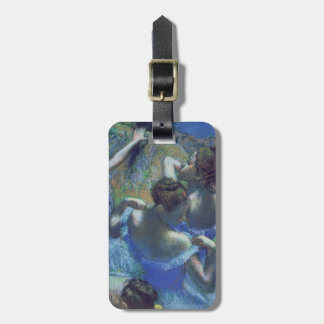 Blue Dancers, c.1899 (pastel) Luggage Tag