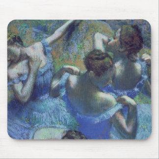 Blue Dancers, c.1899 (pastel) Mouse Pad