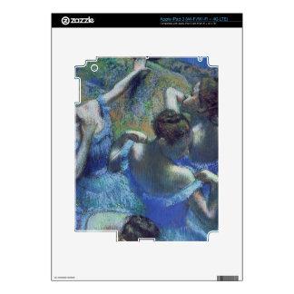 Blue Dancers, c.1899 (pastel) Skin For iPad 3