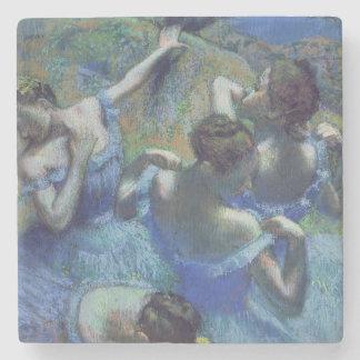 Blue Dancers, c.1899 (pastel) Stone Coaster