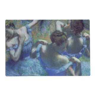 Blue Dancers, c.1899 Placemat