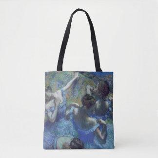 Blue Dancers, c.1899 Tote Bag