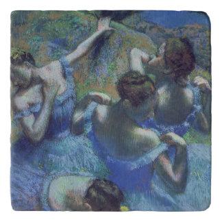 Blue Dancers, c.1899 Trivet