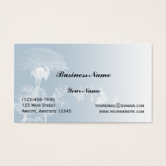 Blue Dandelion Business Card