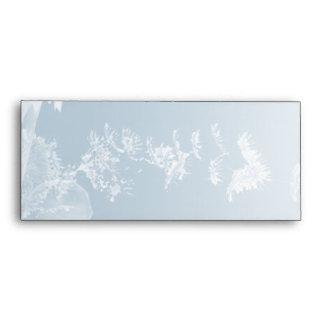 Blue Dandelion Envelope