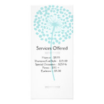 Blue Dandelion Services Rack Card