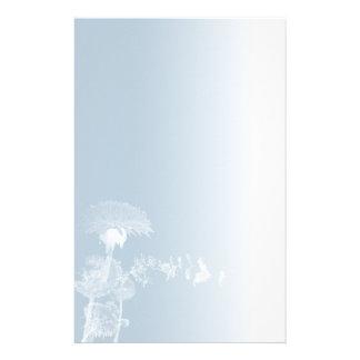 Blue Dandelion Stationery