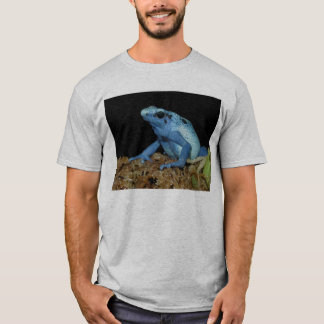 Blue Dart Frog (Dendrobates azureus).jpg T-Shirt