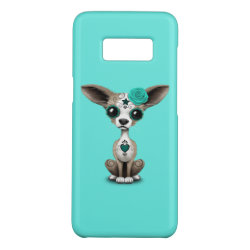 Case-Mate Barely There for Samsung Galaxy S8 Case with Chihuahua Phone Cases design