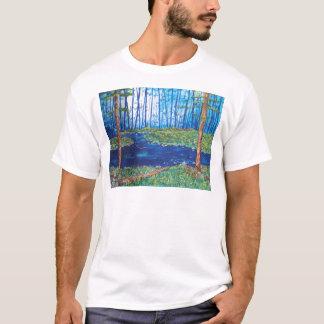 Blue Day Stream T-Shirt