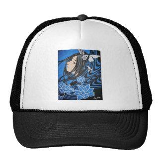 Blue Daydream Mesh Hat
