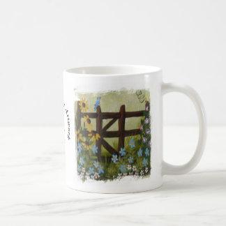 Blue Days Coffee Mug