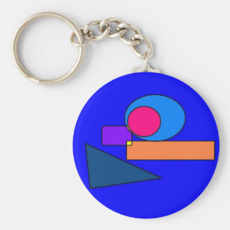 Blue Days Evening Products Keychains