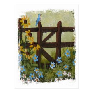 Blue Days Postcards