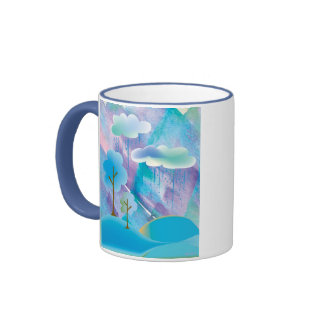 Blue Dayz Coffee Mug