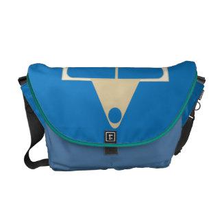 Blue DC PCC Bag