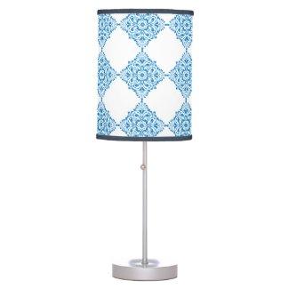 Blue Decorative pattern