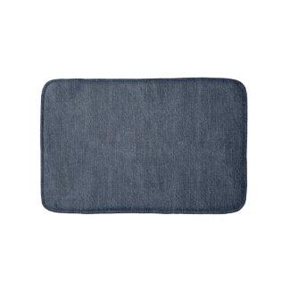 Blue Denim Bathmat