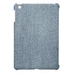 Blue Denim iPad Mini Case