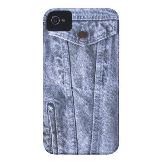 Blue Denim ~ iPhone 4 CaseMate ID iPhone 4 Case-Mate Case