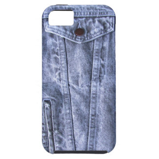 Blue Denim ~ iPhone 5 CaseMate Vibe iPhone 5 Covers