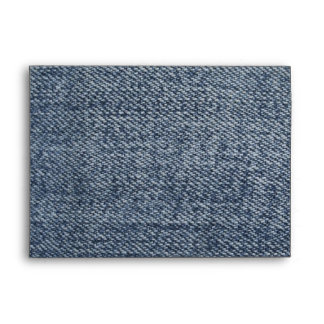 blue denim jeans modern envelopes