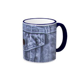 Blue Denim ~ mug