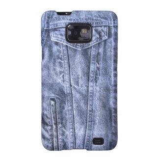 Blue Denim ~ Samsung Galaxy S CaseMate Samsung Galaxy S2 Cover