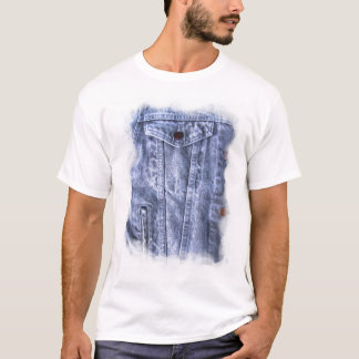Blue Denim ~ T T-Shirt