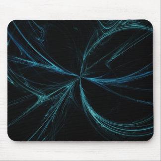 Blue Design Mousepad