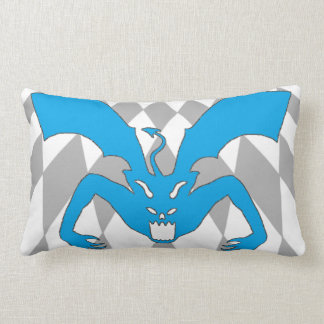 Blue Devil Lumbar Pillow