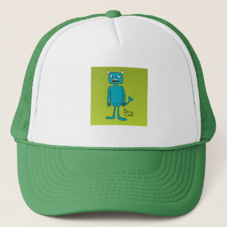 Blue Devil Trucker Hat