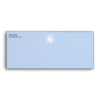 Blue Diamond #10 Envelope