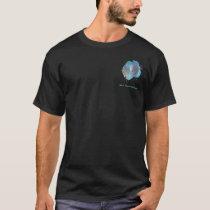 Blue Diamond Discus T-Shirt