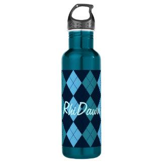 Blue Diamond Liberty Bottle 24oz Water Bottle