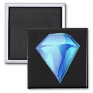 Blue Diamond Magnet