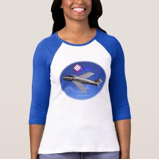 Blue Diamonds Aerobatic Team F-86F T-shirt